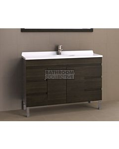 Timberline - Eden 1200mm On Leg Vanity with Acrylic Top