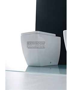 Kerasan - Ego Pedestal Pan Toilet Suite (P & S Trap 90mm)