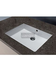 Kerasan - Slim 50 Ceramic Under Counter Basin