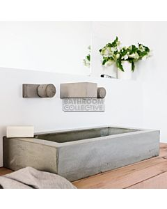 Wood Melbourne - Freya Concrete Spout Only 150mm