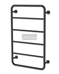 Phoenix Tapware - Vivid Slimline Towel Ladder 800 x 500mm Matte Black