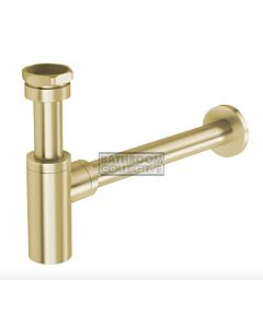 Phoenix Tapware - 40mm Bottle Trap Brushed Gold