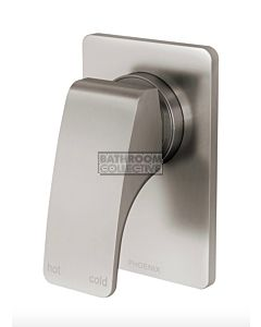 Phoenix Tapware - Rush Shower / Wall Mixer Brushed Nickel
