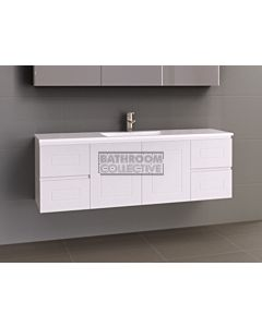 Timberline - Nevada Classic 1500mm Wall Hung Vanity with Acrylic Top
