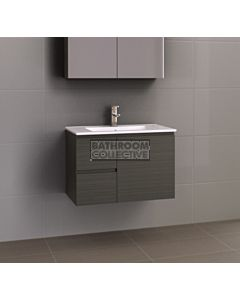 Timberline - Nevada 750mm Wall Hung Vanity with Acrylic Top