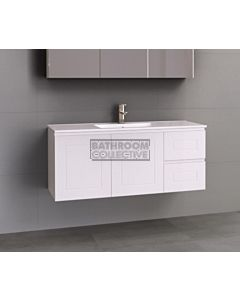 Timberline - Nevada Classic 1200mm Wall Hung Vanity with Acrylic Top