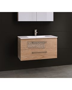 Timberline - Nevada Plus 900mm Wall Hung Vanity with Acrylic Top