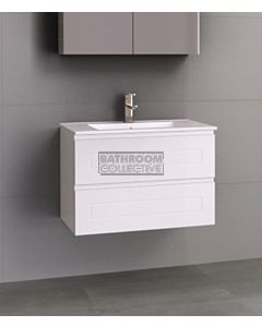 Timberline - Nevada Plus Classic 750mm Wall Hung Vanity with Acrylic Top