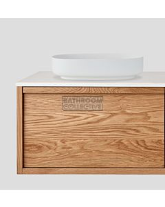 Loughlin Furniture - Airlie 900mm Real Timber Wall Hung Vanity