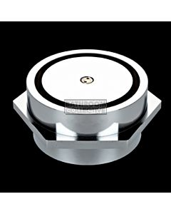 Harbic Brassware - 100mm Security Suicide Resistant Floor Waste