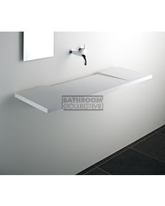 Omvivo - Geo Wall Mounted Washplane 800mm