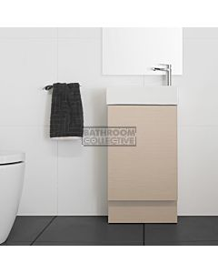 ADP - Tiny Freestanding Vanity 460mm, Ceramic Top