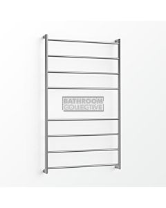 Avenir - Fluid 1300x750mm Towel Ladder - Mirror Stainless Steel