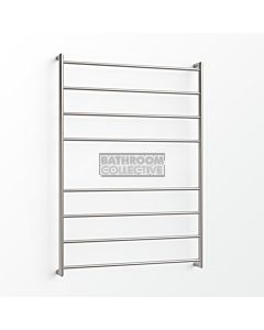 Avenir - Fluid 1300x900mm Towel Ladder - Brushed Stainless Steel