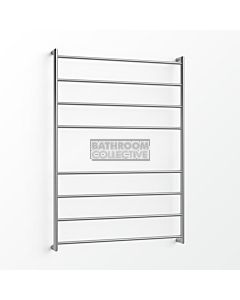 Avenir - Fluid 1300x900mm Towel Ladder - Mirror Stainless Steel