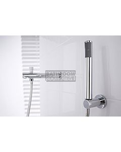 Linsol - Corsica Bath Outlet with Diverter + Handshower