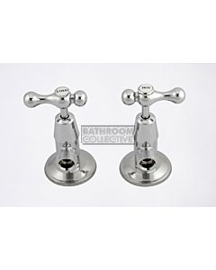 Linsol - Damian Lever Washing Machine Tap Set