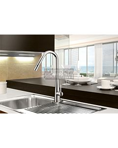 Linsol - Aria Pull Out Sink Mixer