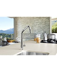 Linsol - Elias Kitchen Sink Mixer with Pull Out Spray